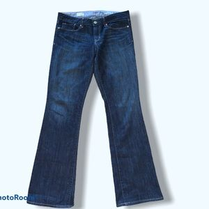 Gap 1969 Sexy Boot cut size 8R Womens Jeans